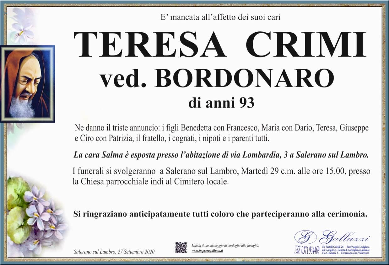 Teresa Crimi
