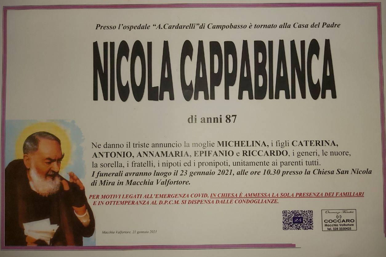 Nicola Cappabianca