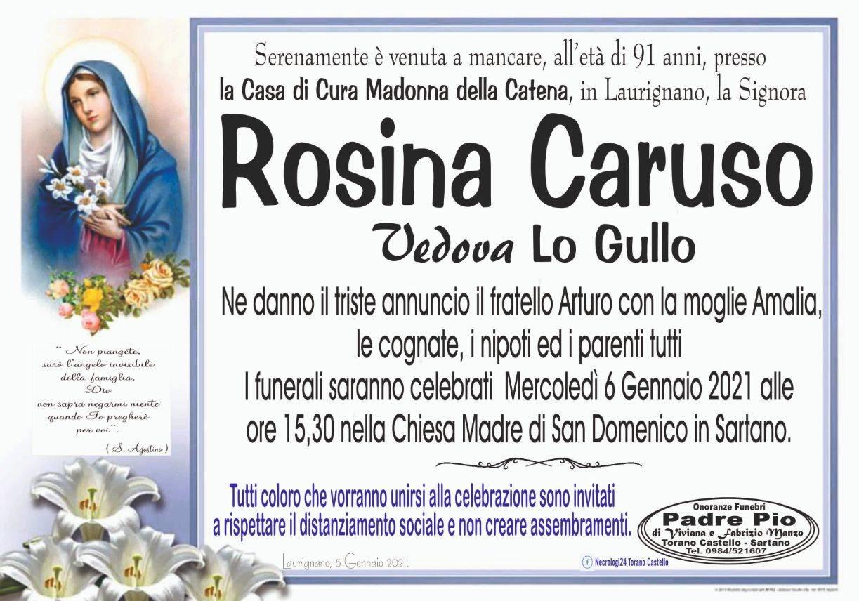 Rosina Caruso
