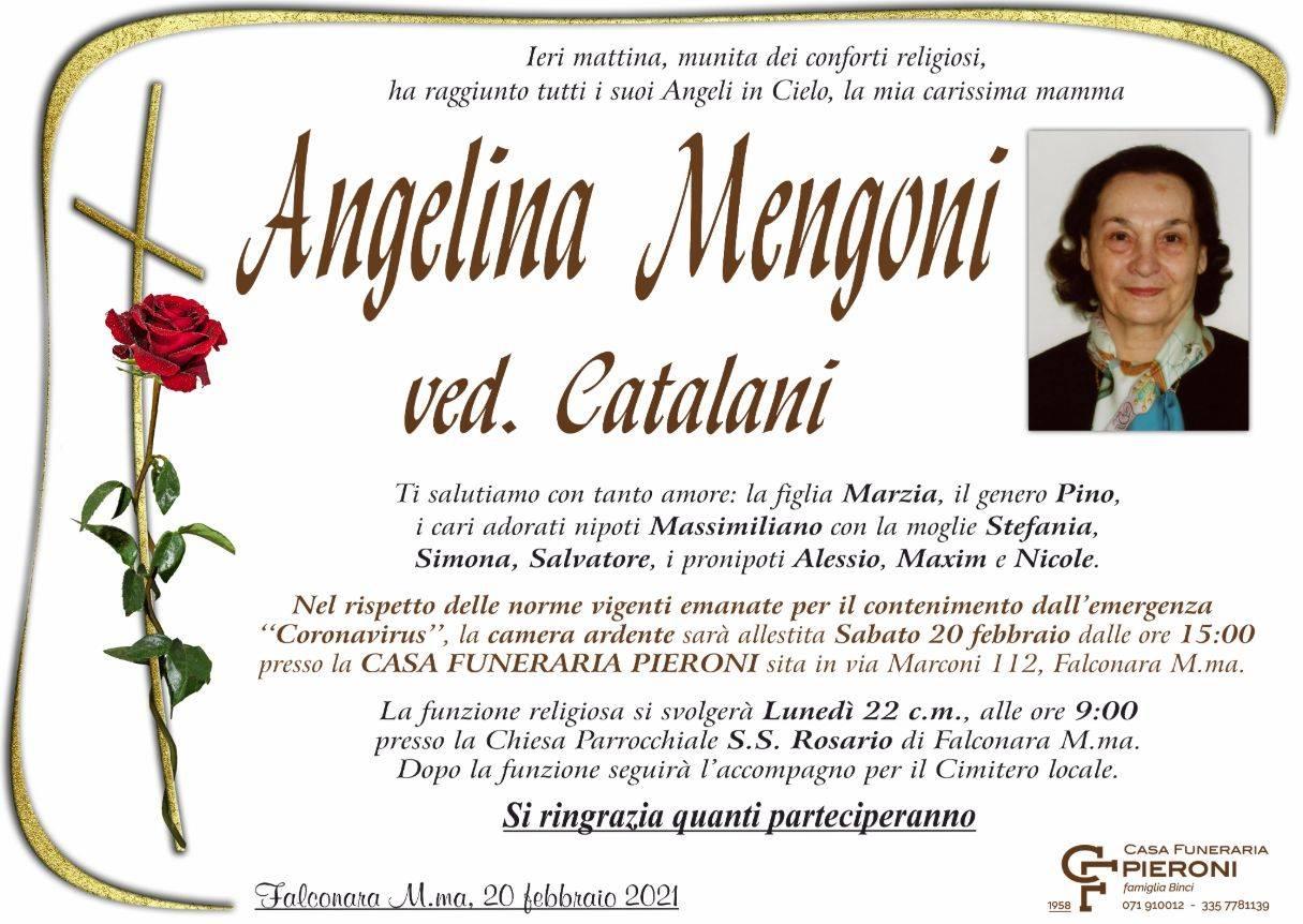 Angelina Mengoni