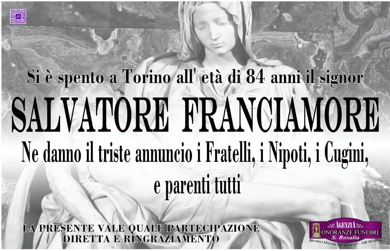Salvatore Franciamore