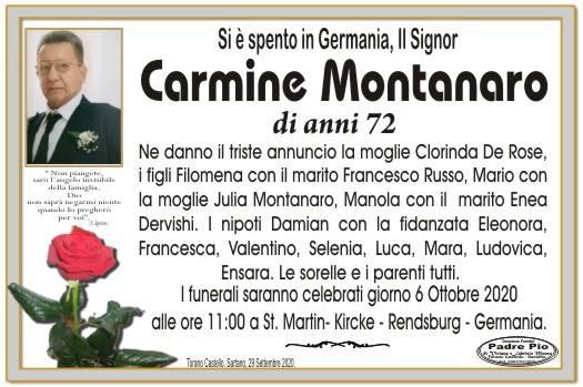 Carmine Montanaro
