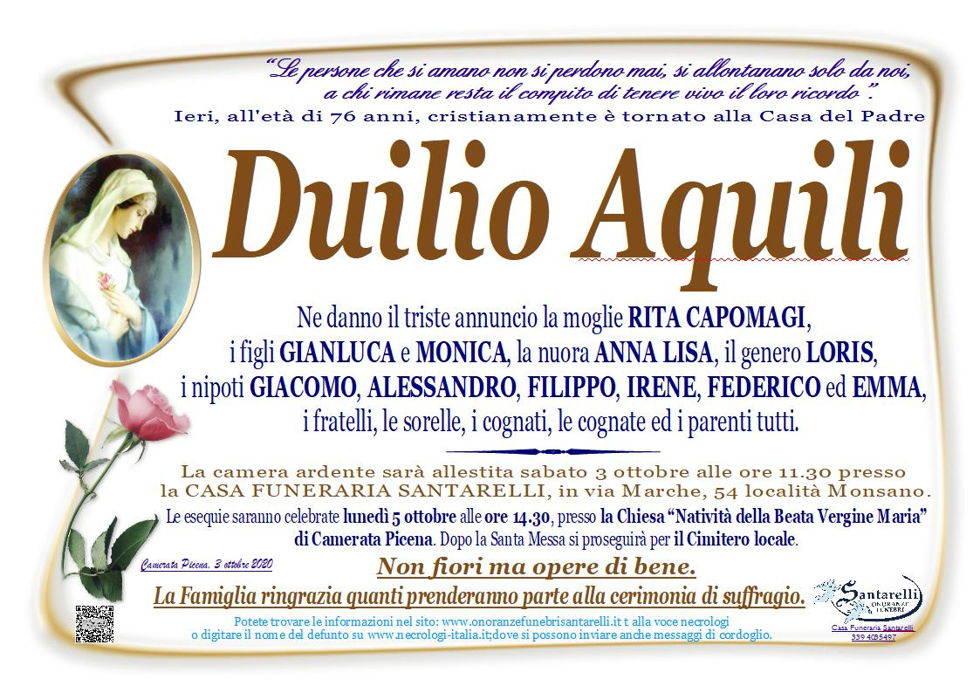 Duilio Aquili