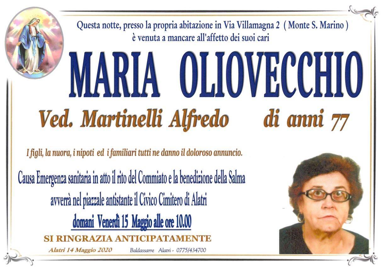 Maria Oliovecchio