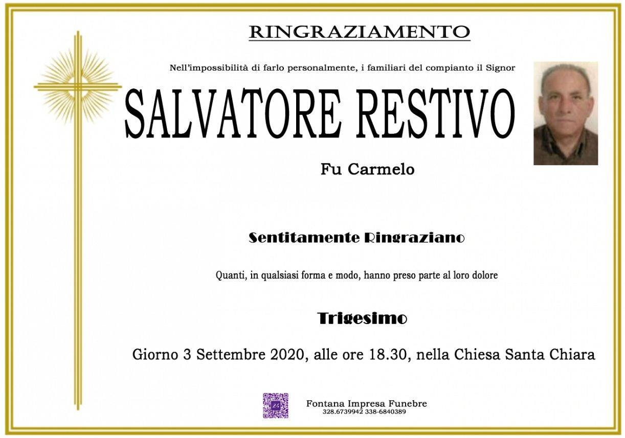 Salvatore Restivo