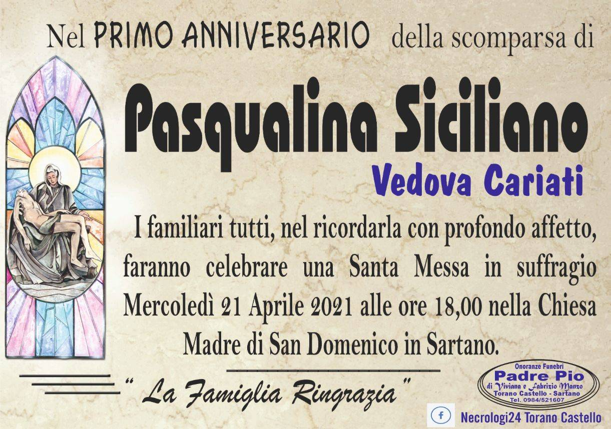 Pasqualina Siciliano