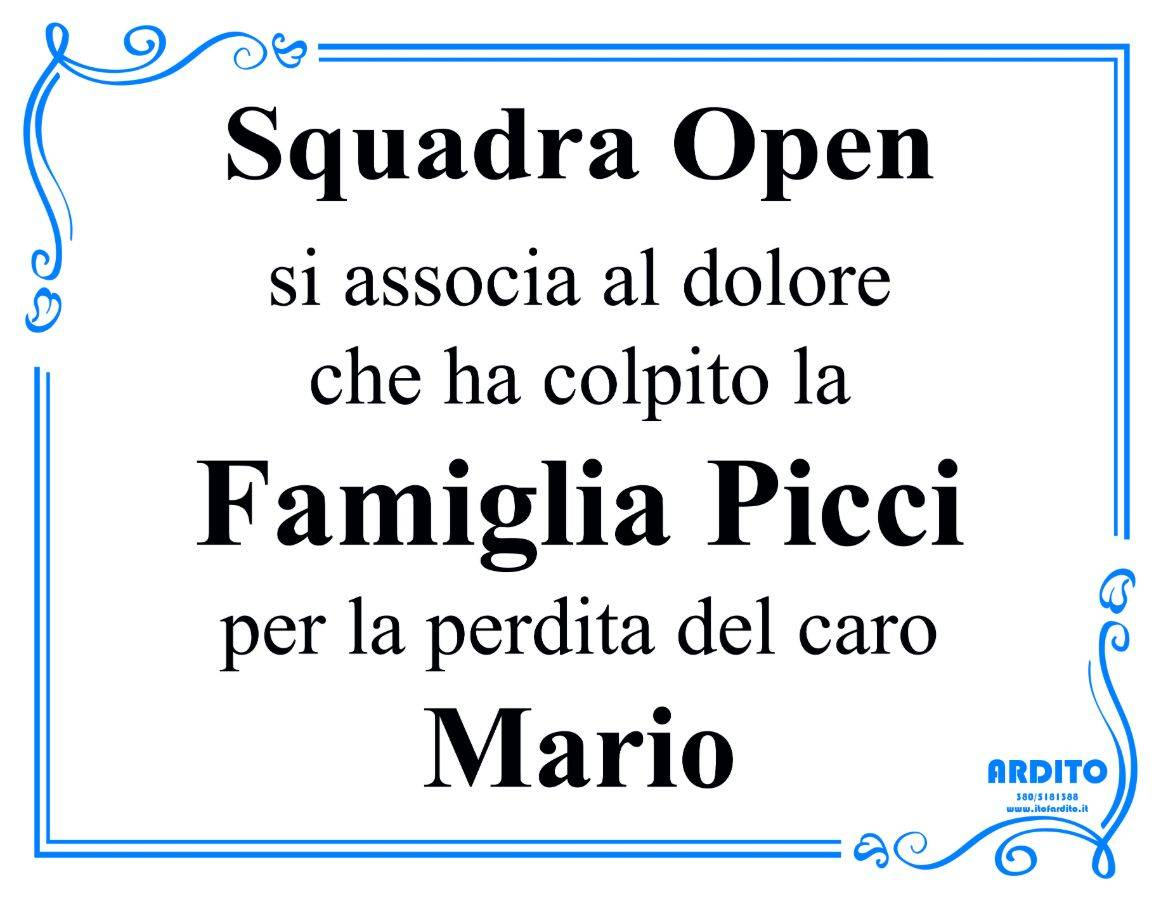 Squadra Open