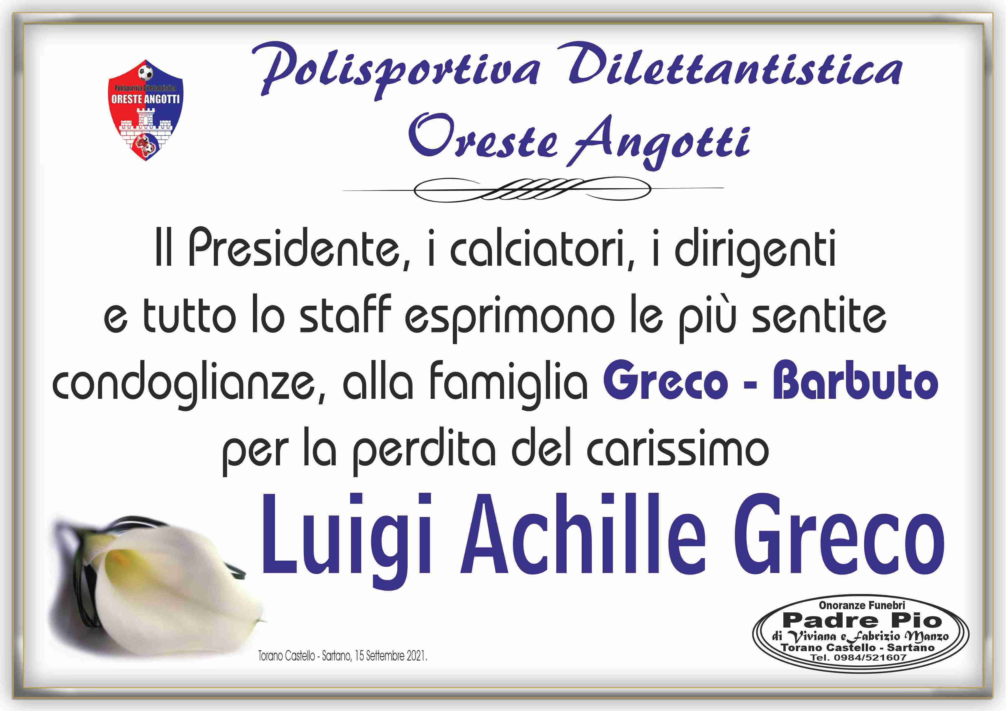 Luigi Achille Greco
