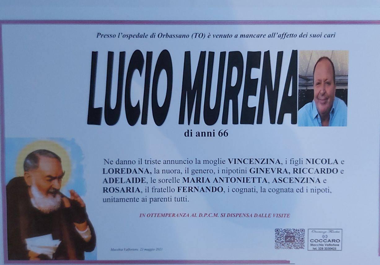 Lucio Murena