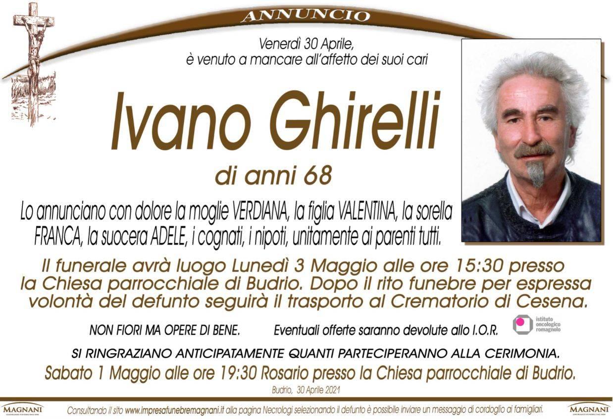 Ivano Ghirelli