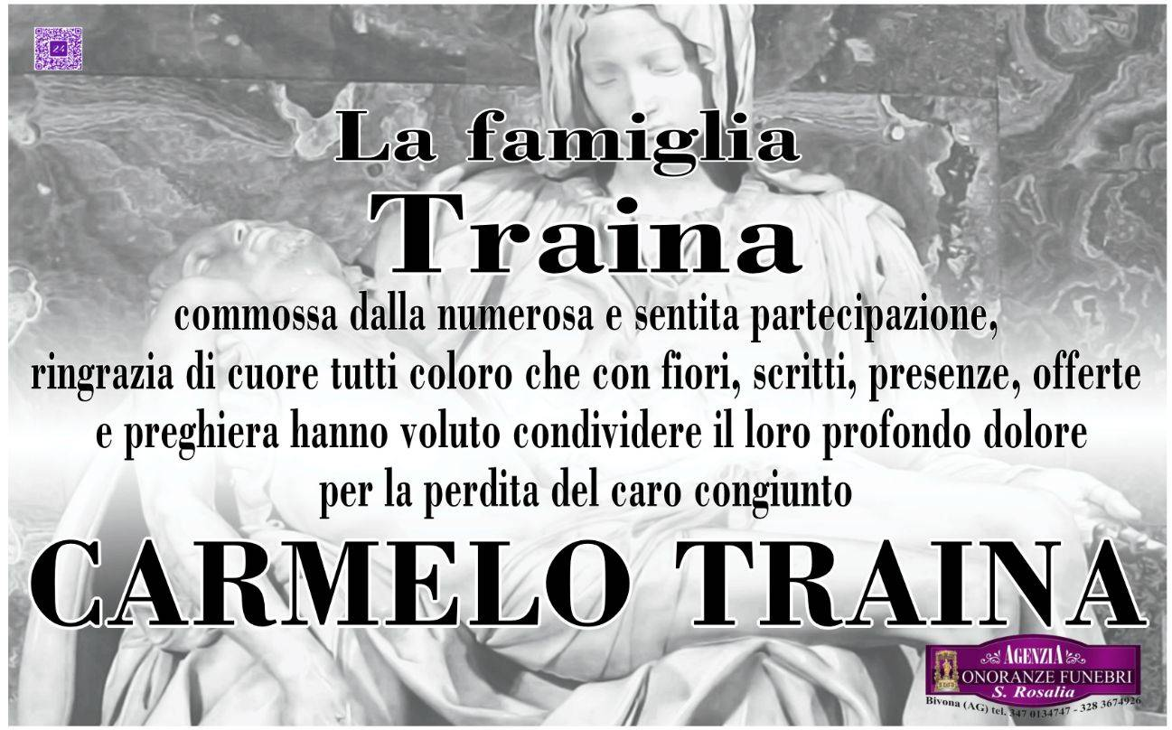 Carmelo Traina