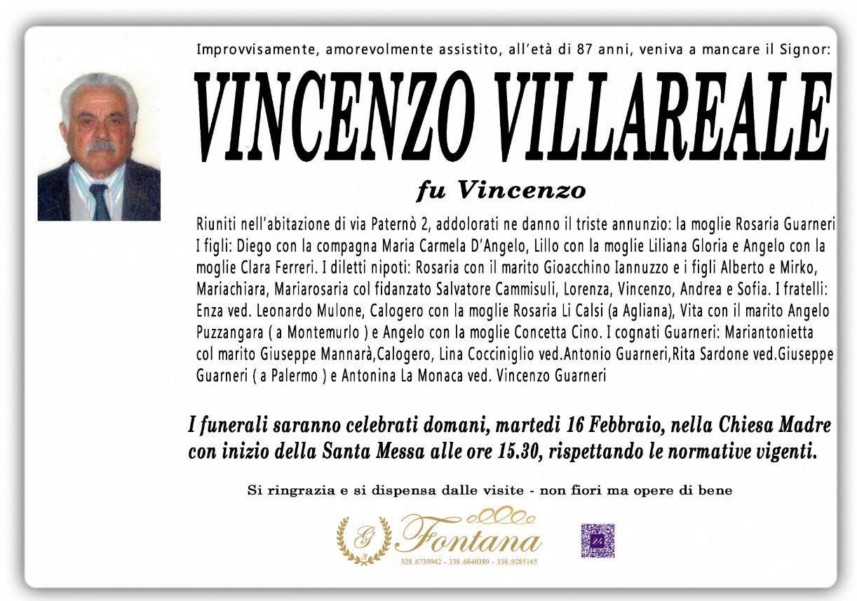 Vincenzo Villareale