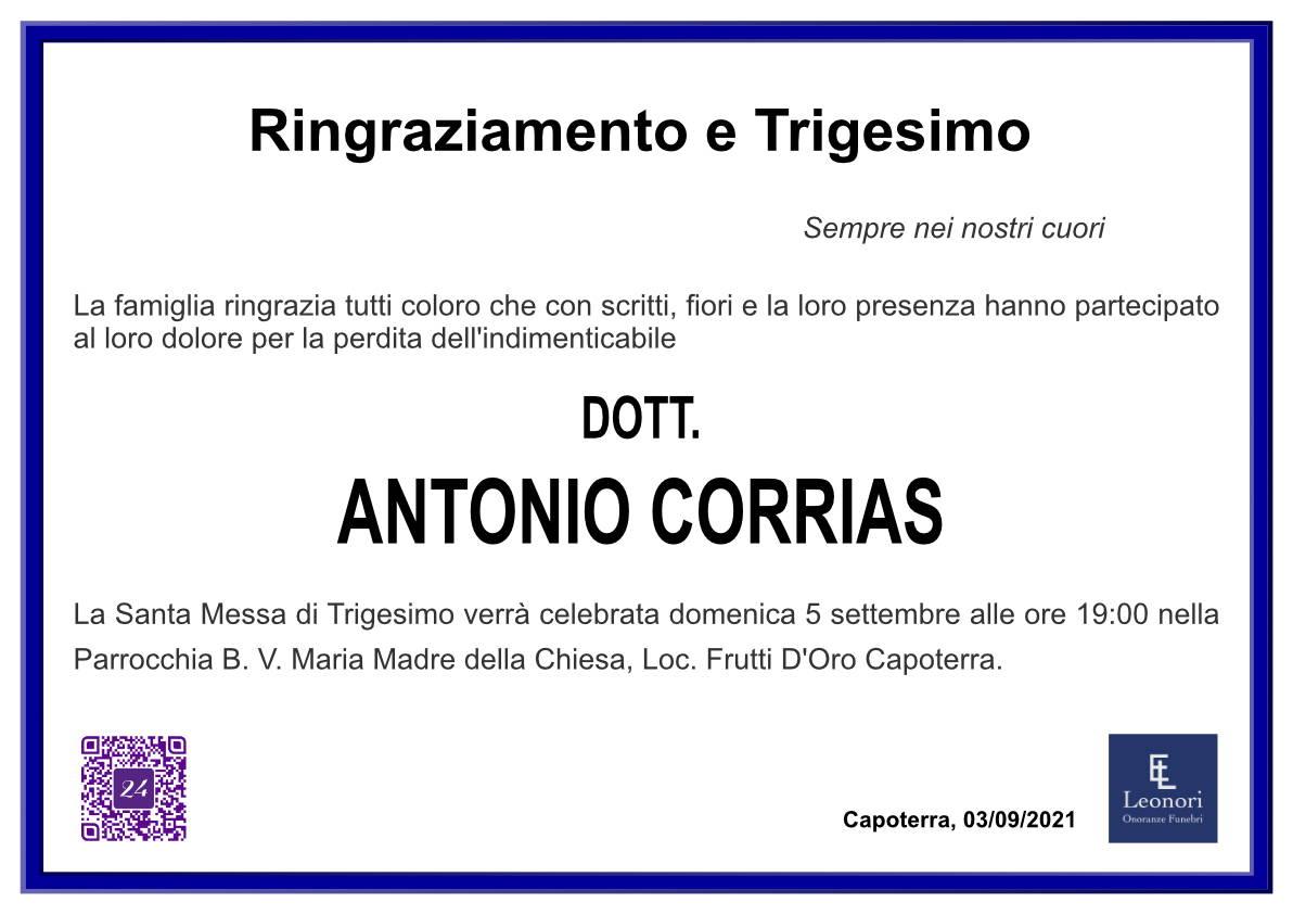 Antonio Corrias