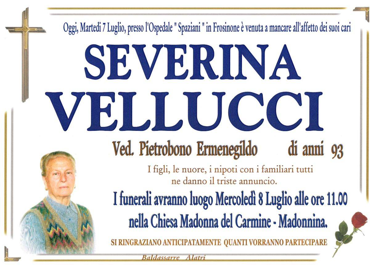 Severina Vellucci