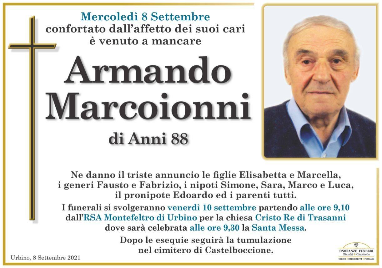 Armando Marcoionni