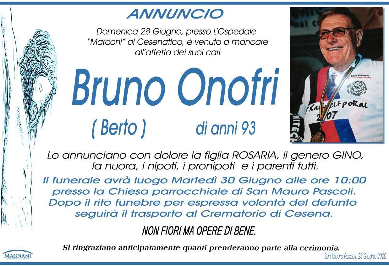 Bruno (Berto) Onofri