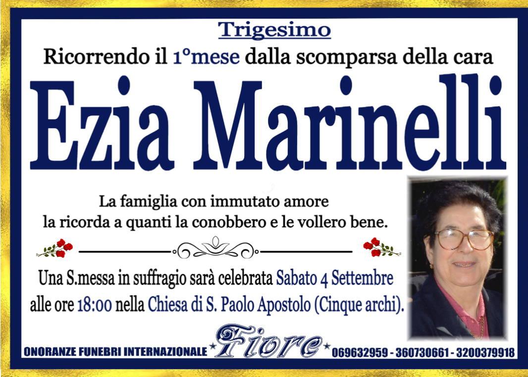 Ezia Marinelli