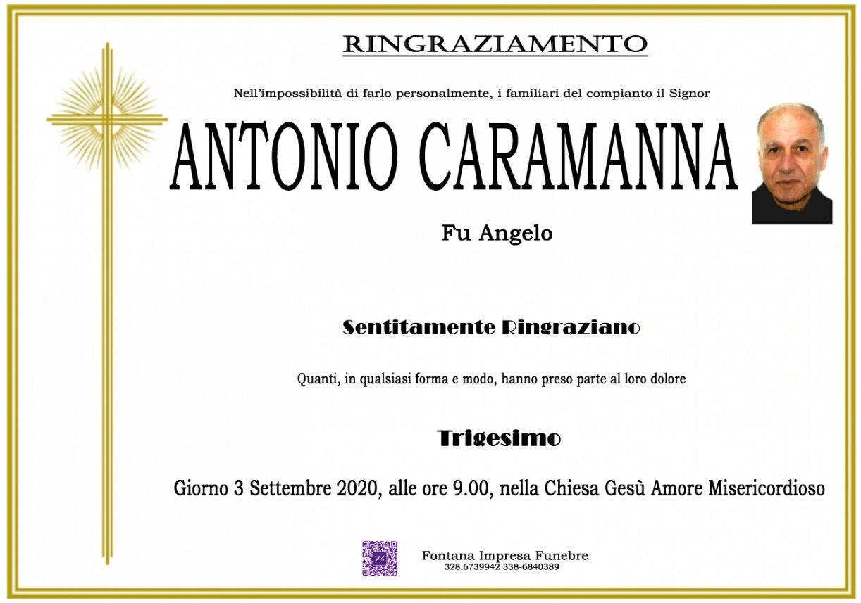 Antonio Caramanna