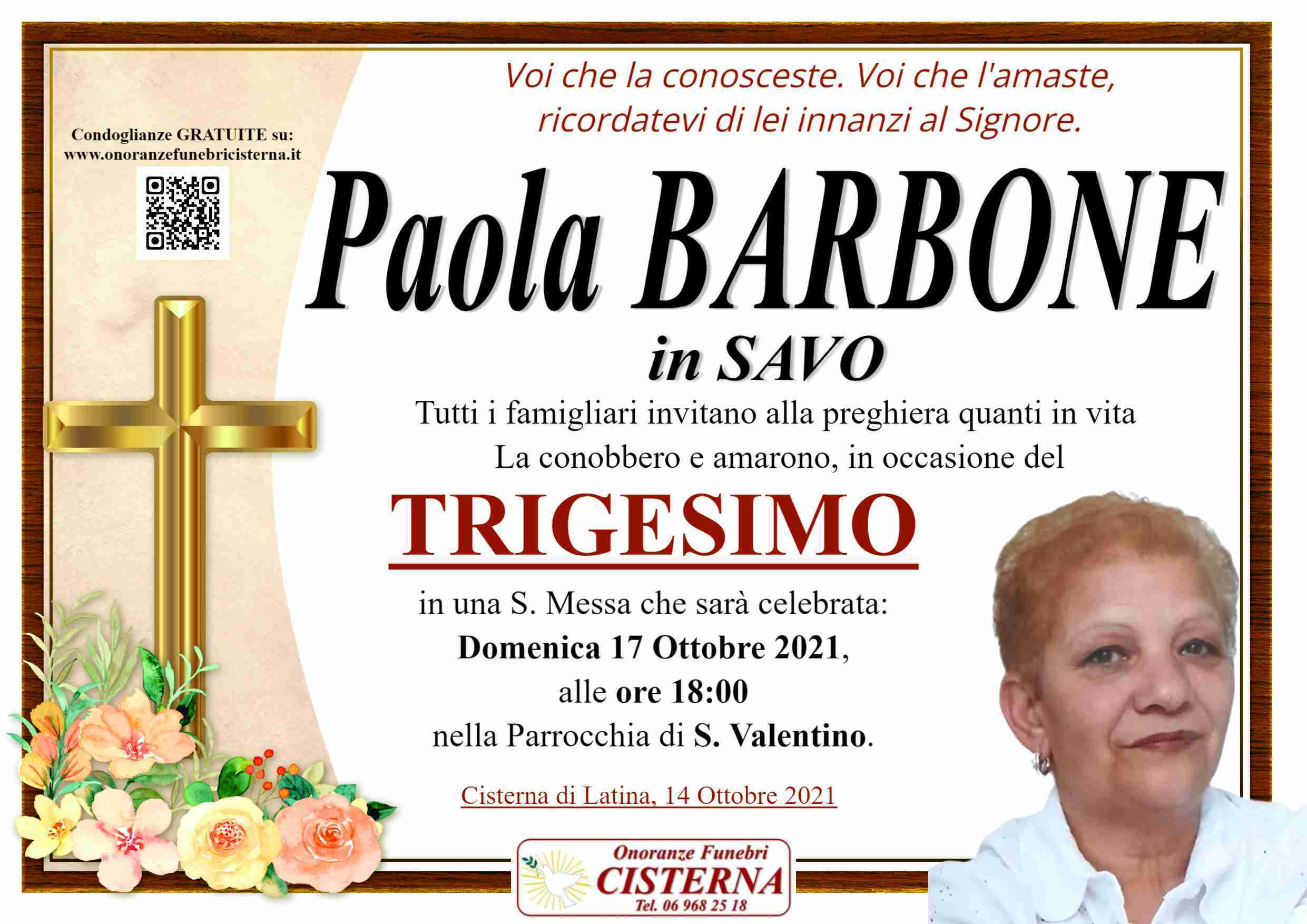 Paola Barbone