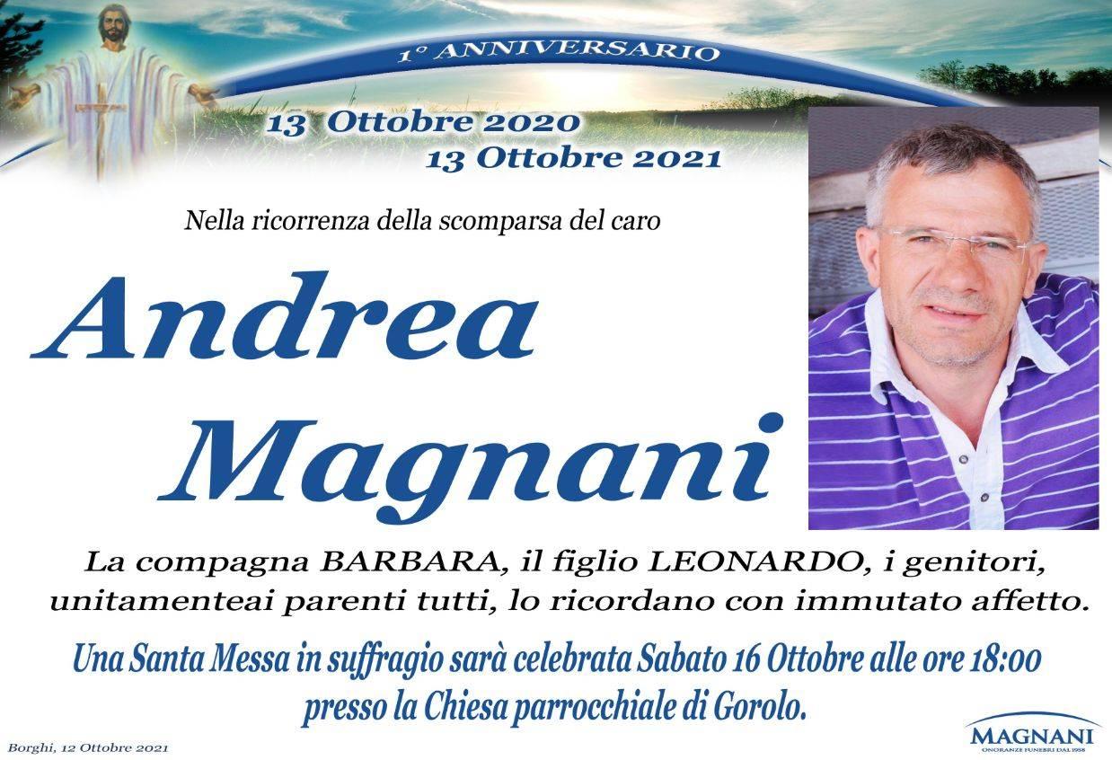 Andrea Magnani