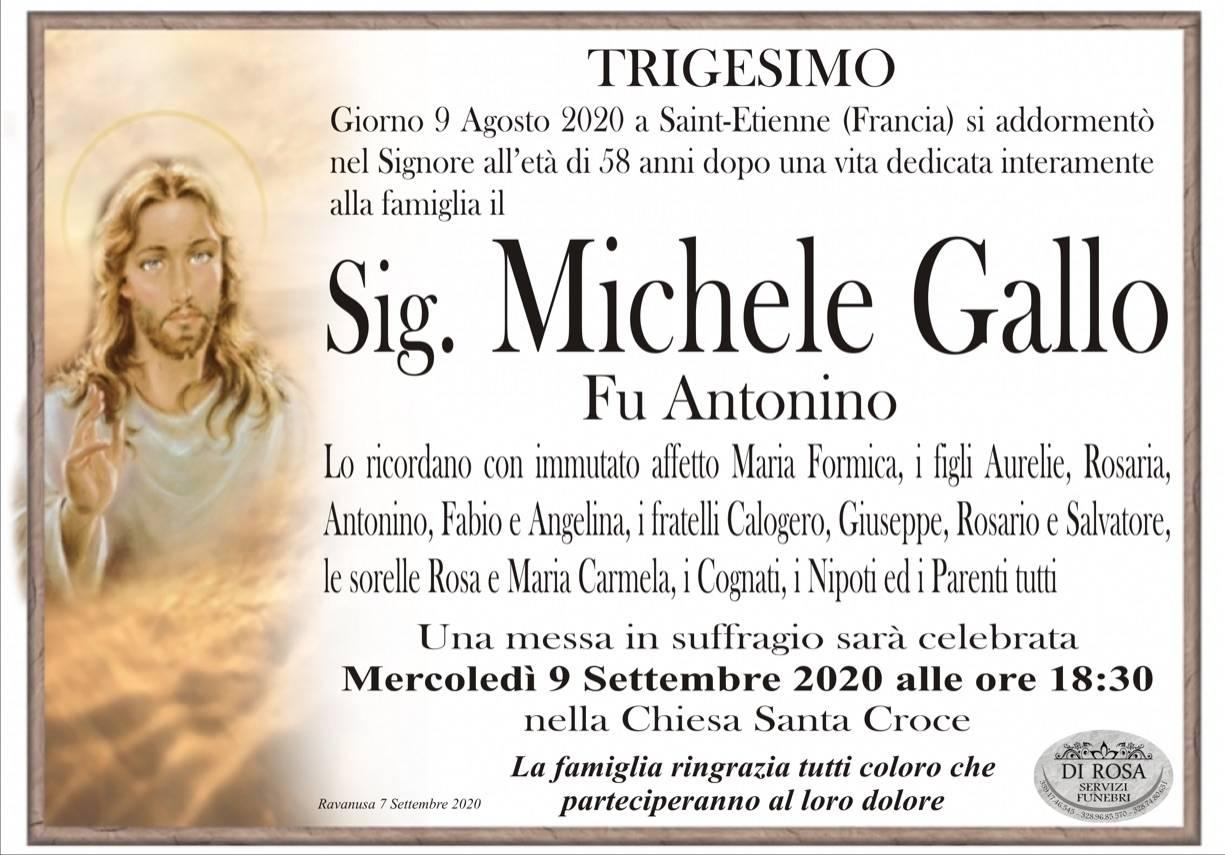 Michele Gallo