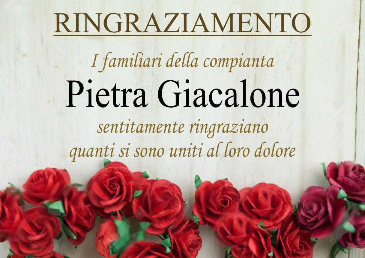 Pietra Giacalone