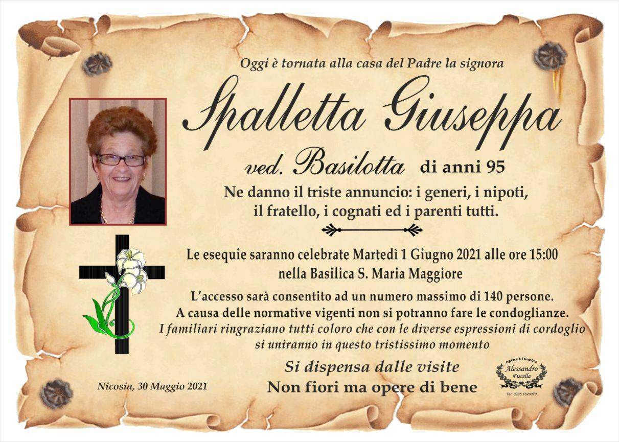 Giuseppa Spalletta
