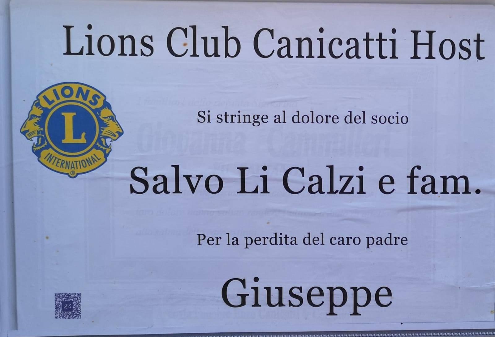 Giuseppe Li Calzi (P2)