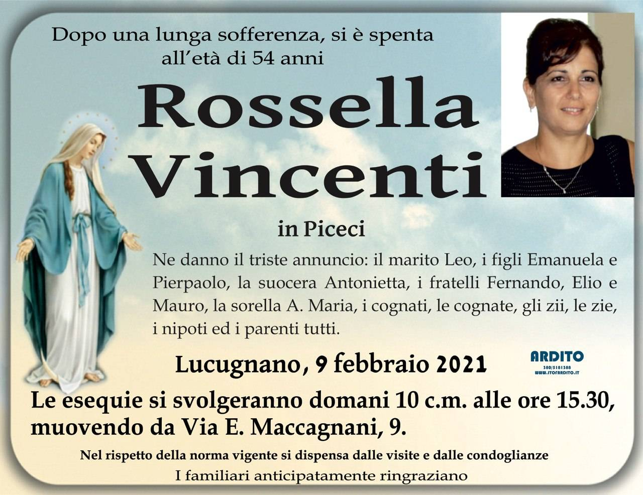 Rossella Vincenti