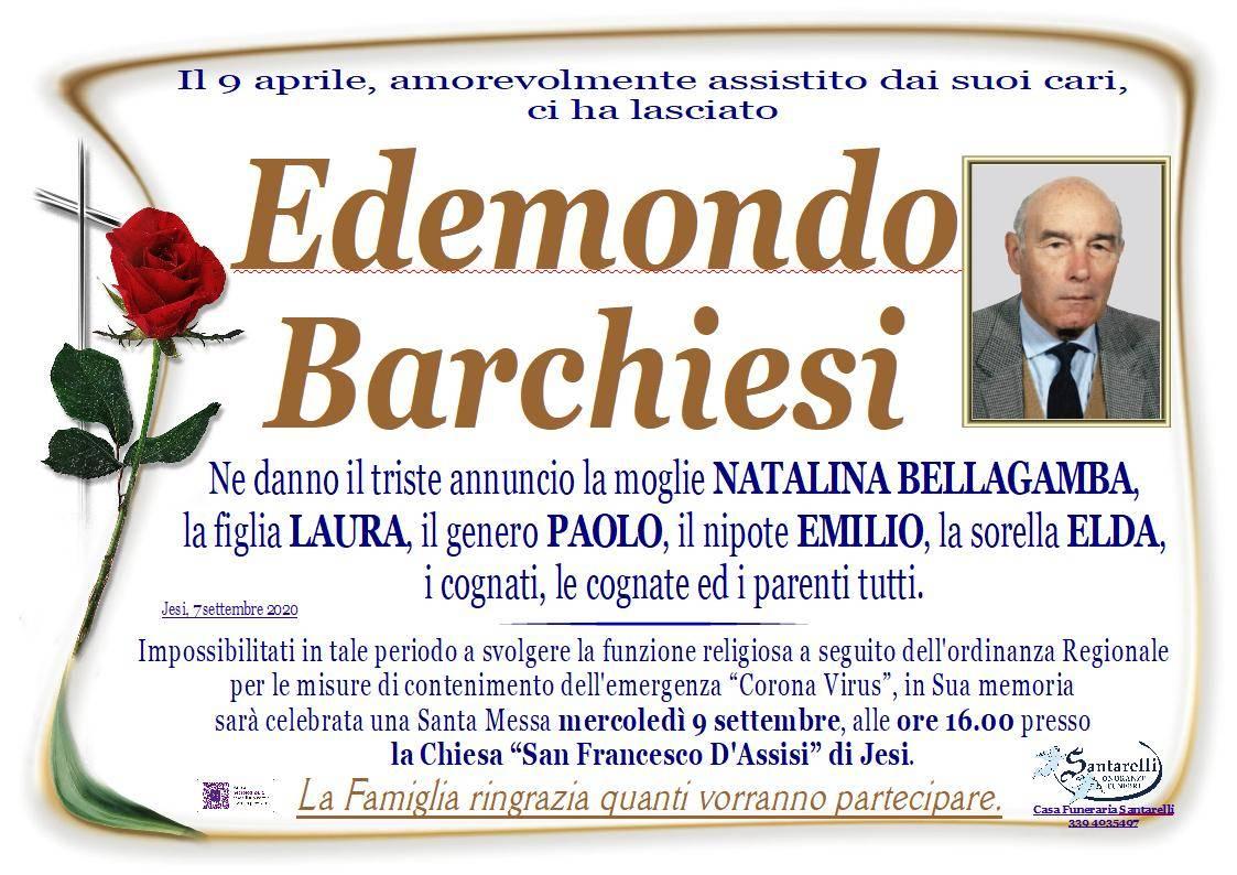Edemondo Barchiesi