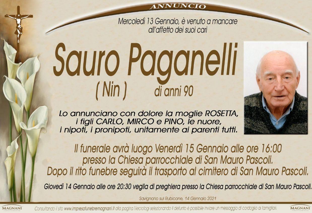 Sauro Paganelli