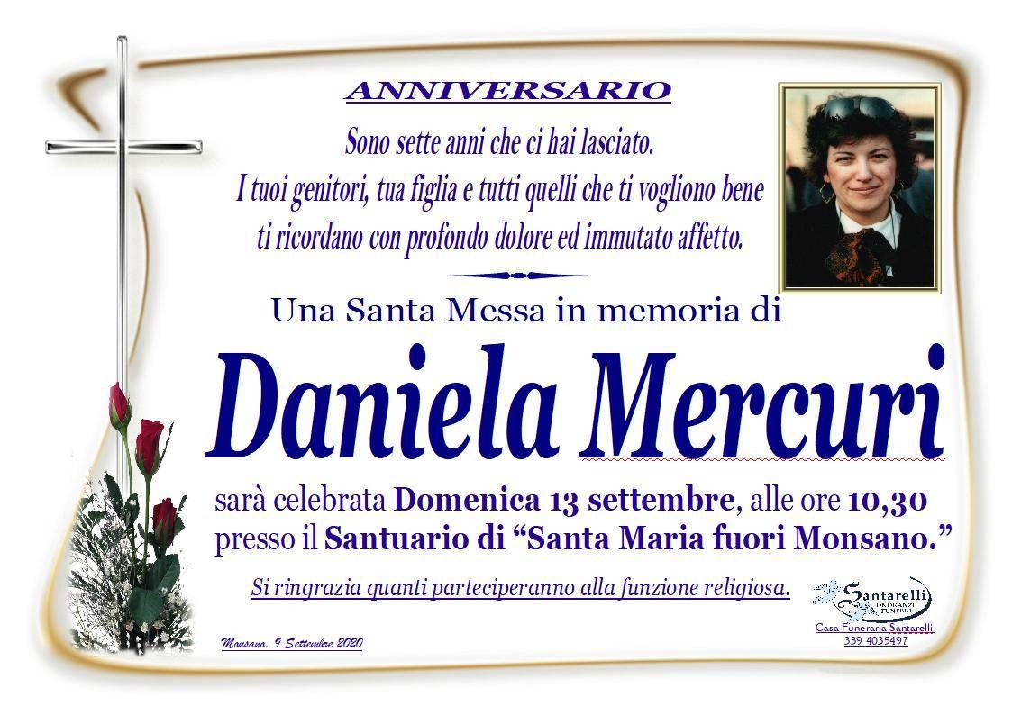 Daniela Mercuri