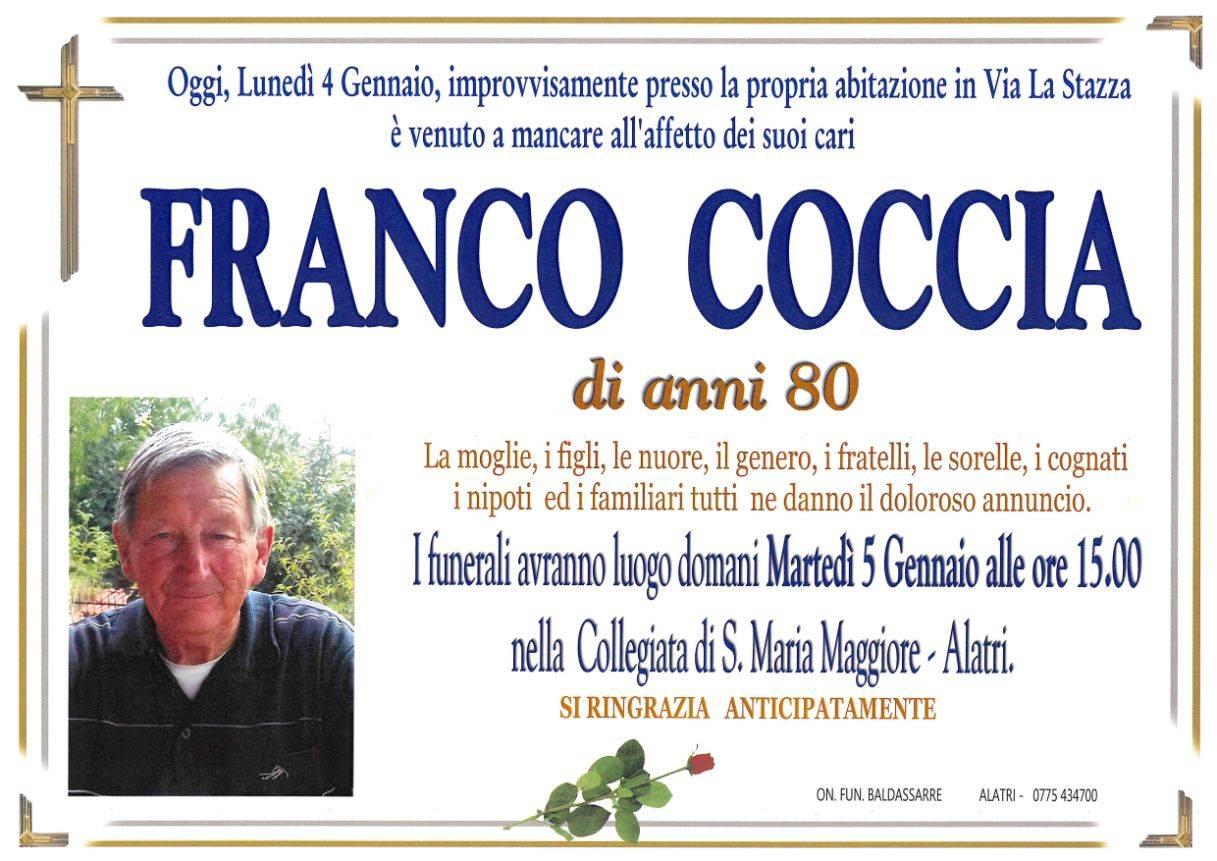 Franco Coccia