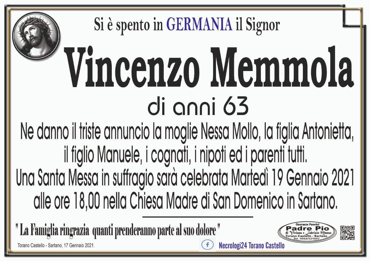 Vincenzo Memmola
