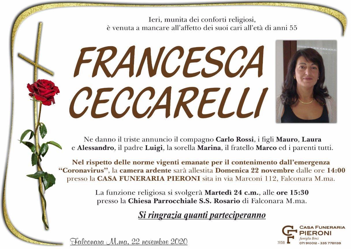 Francesca Ceccarelli