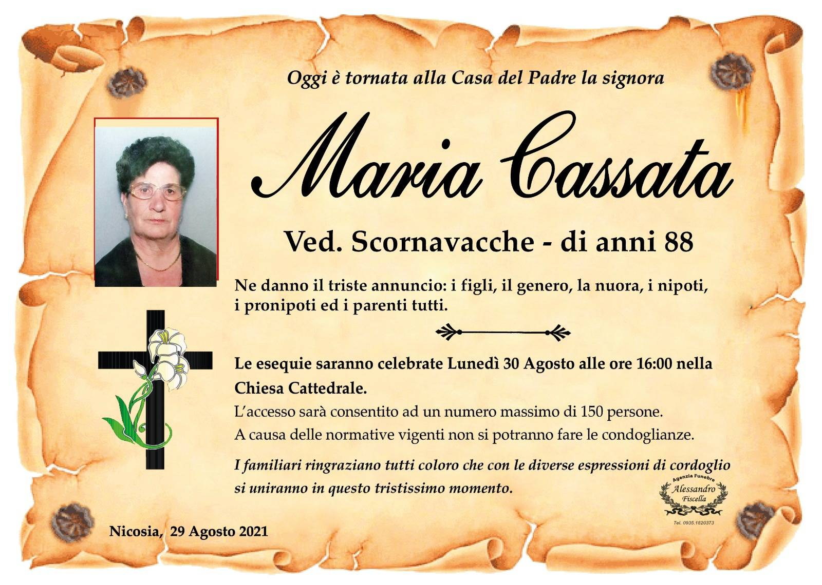 Maria Cassata
