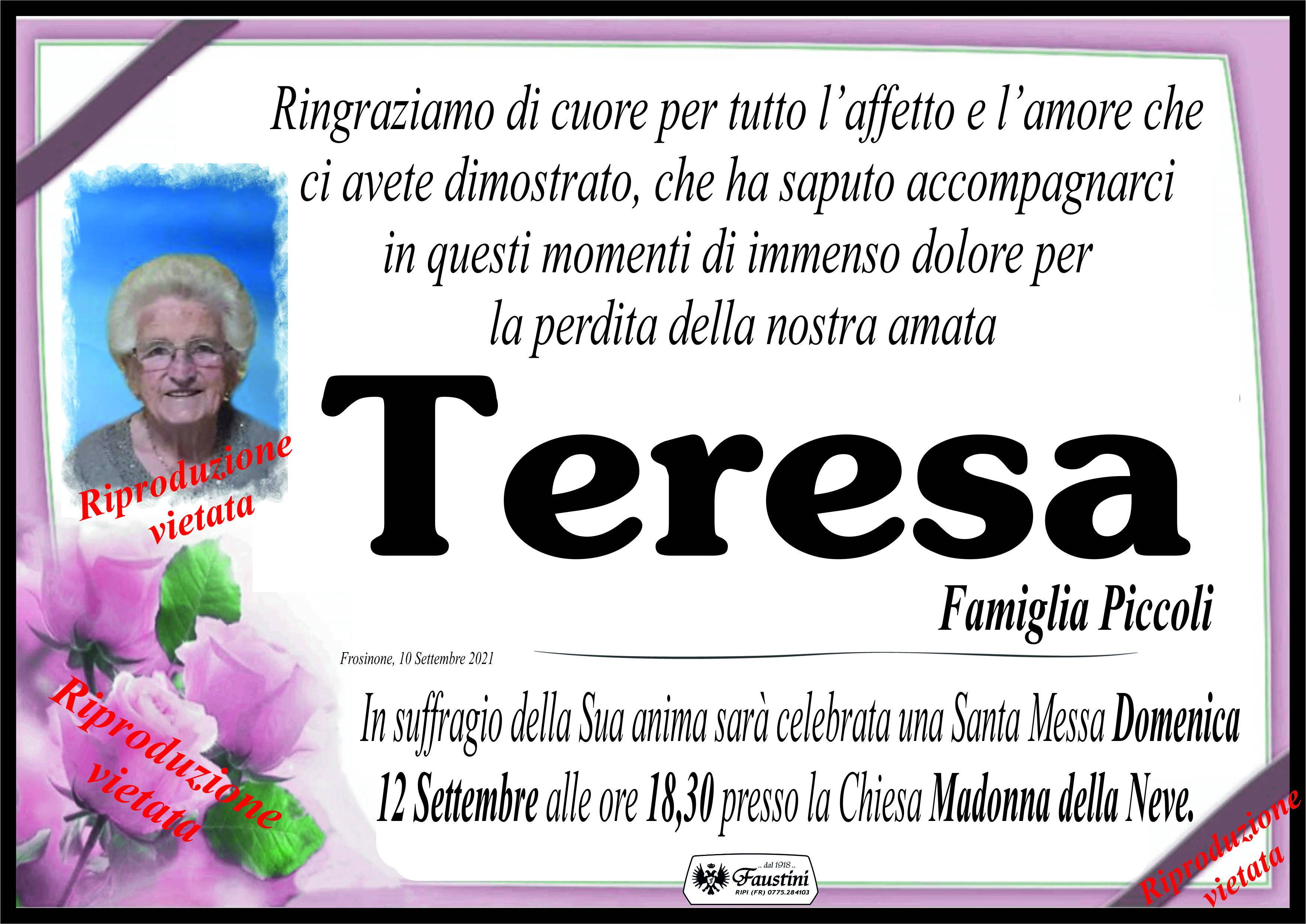 Teresa Scaccia