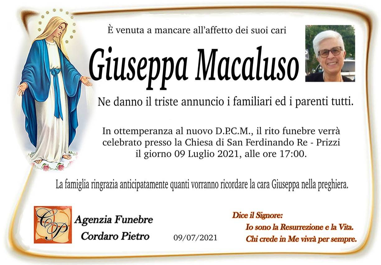 Giuseppa Macaluso