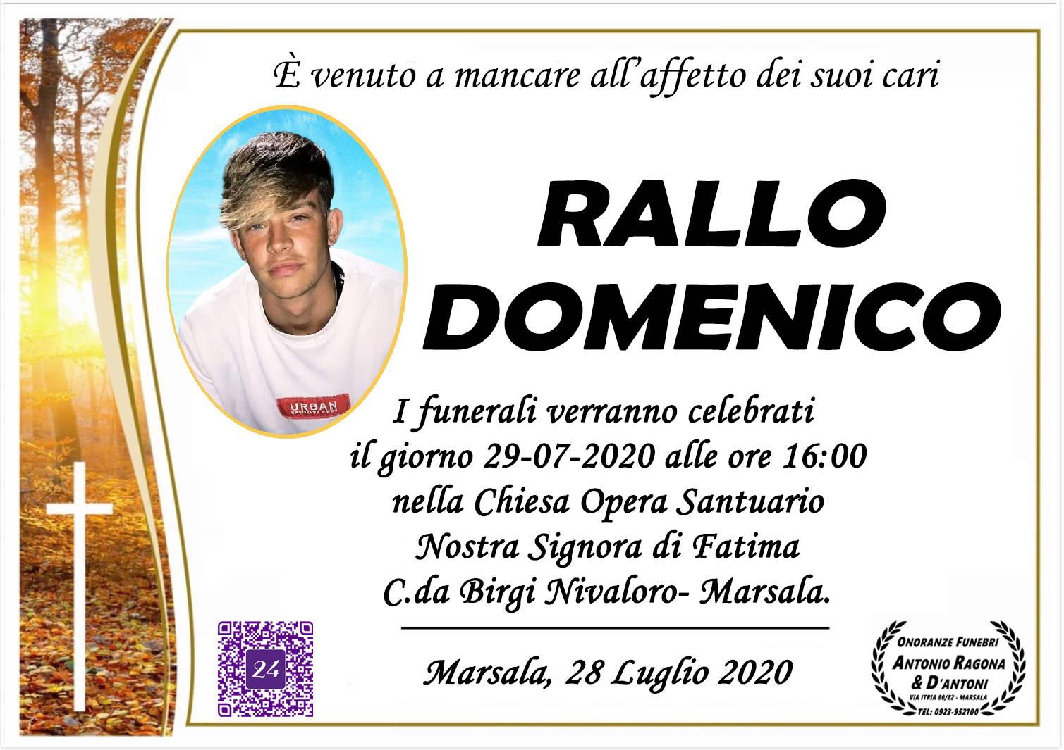 Domenico Rallo