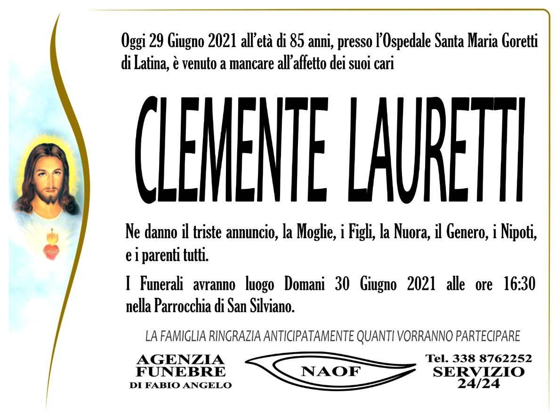 Clemente Lauretti