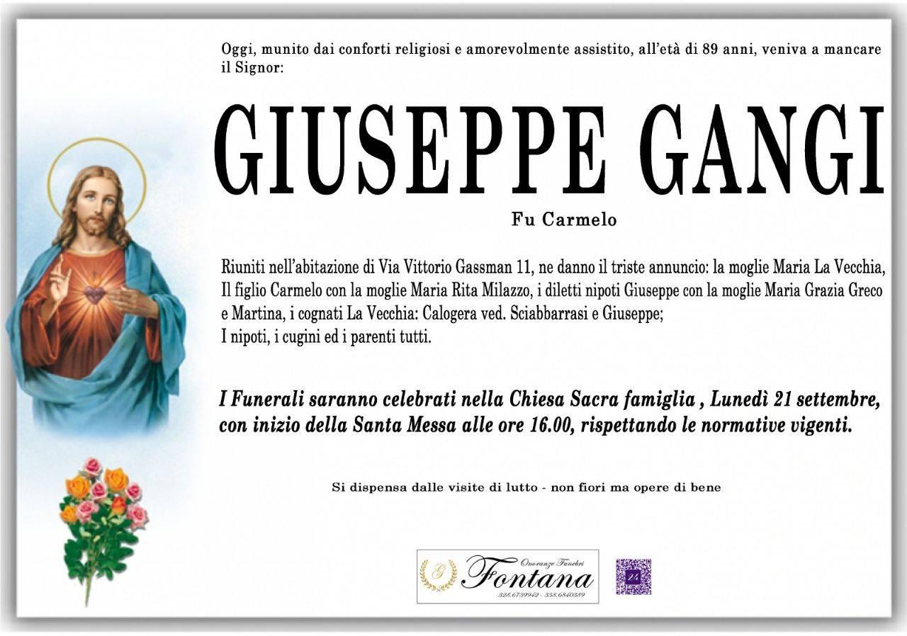 Giuseppe Gangi