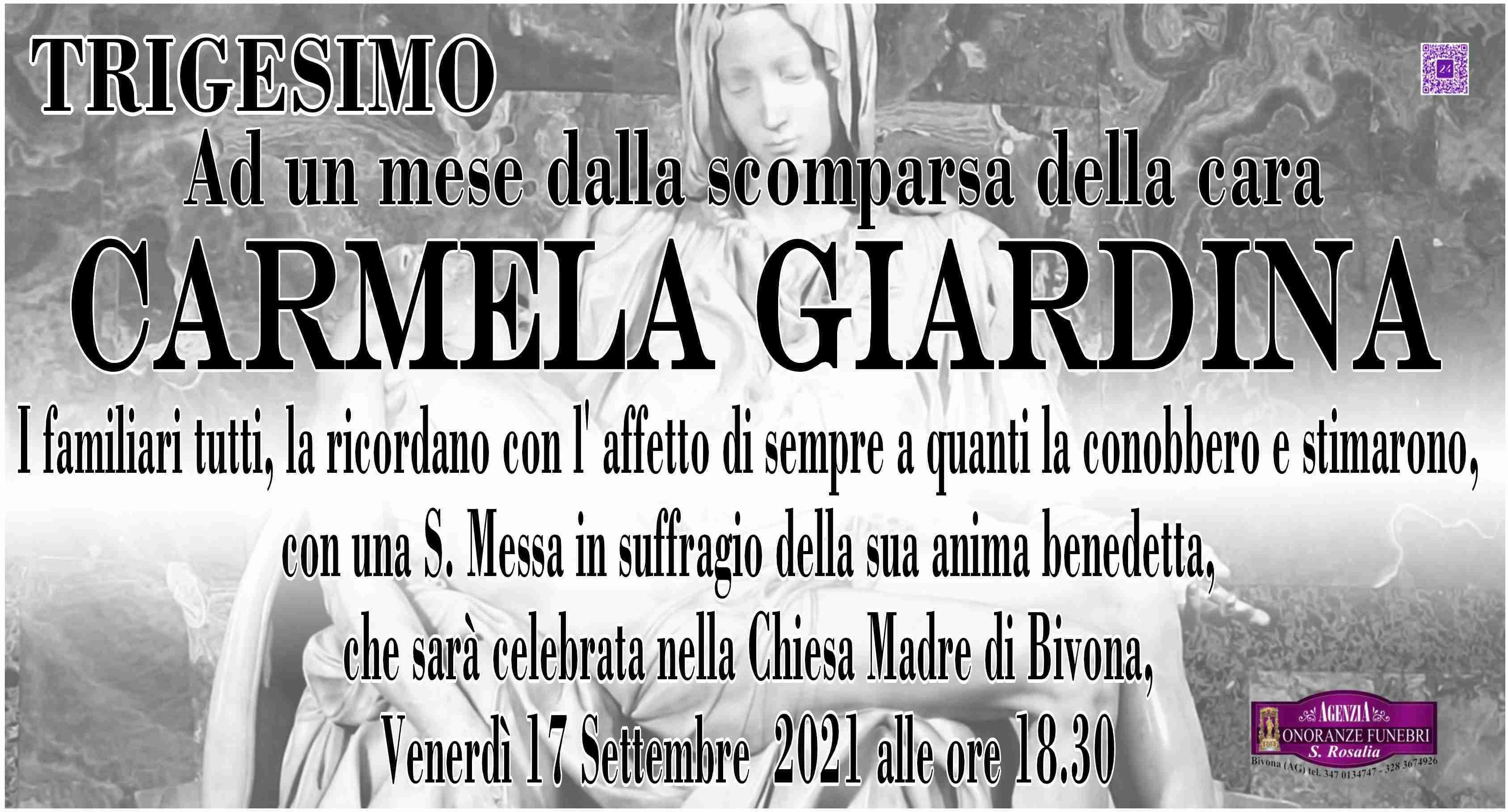 Carmela Giardina