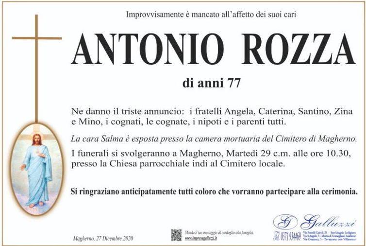 Antonio Rozza