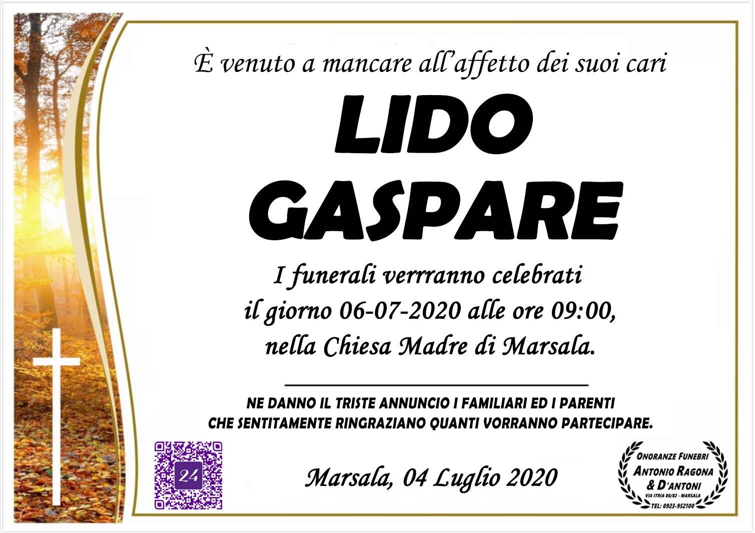 Gaspare Lido