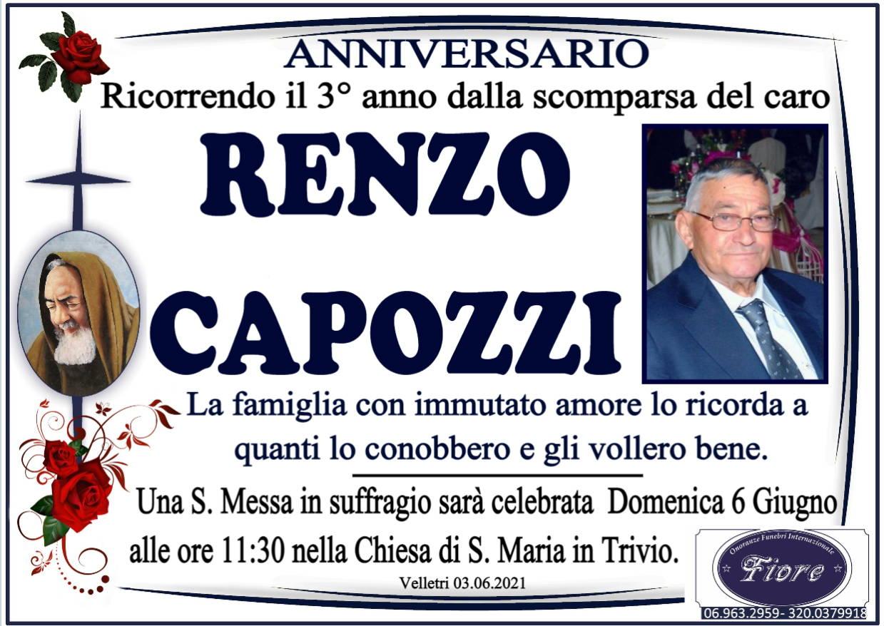 Renzo Capozzi