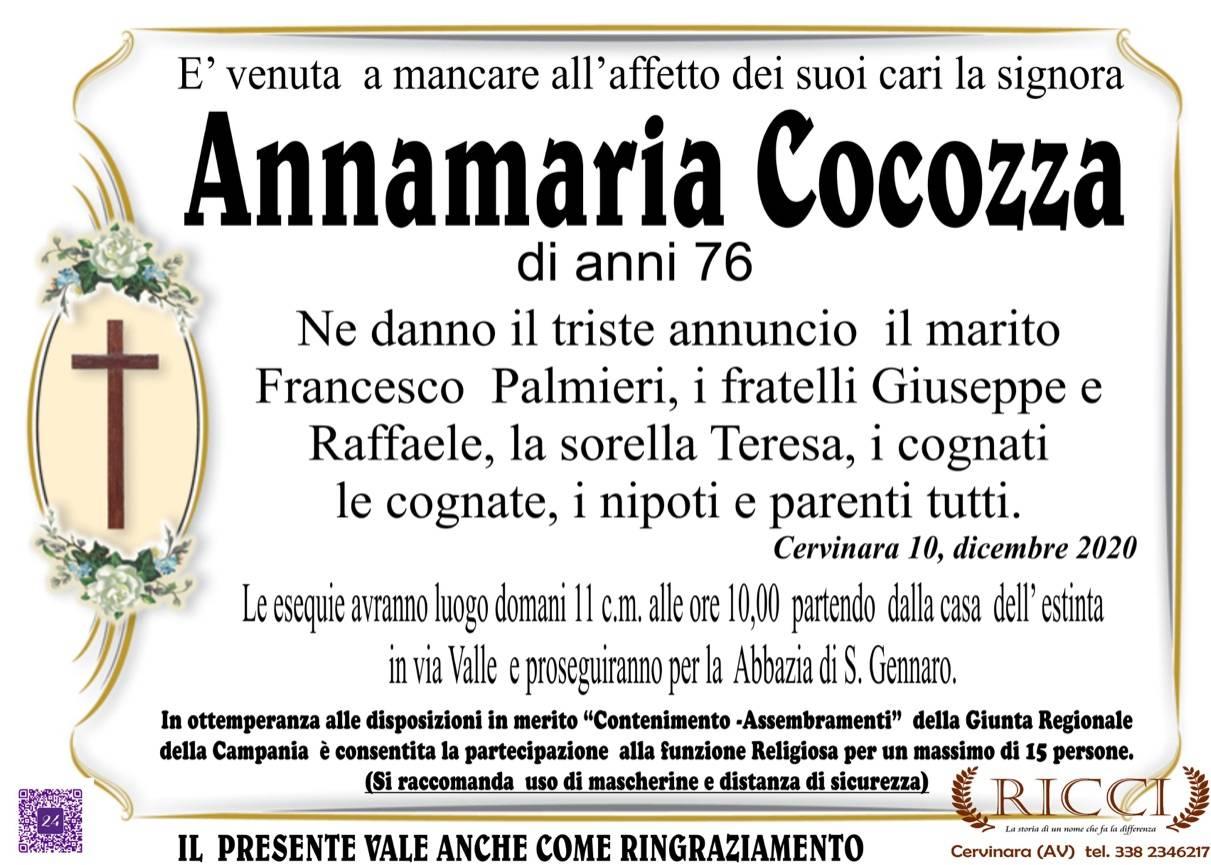 Annamaria Cocozza