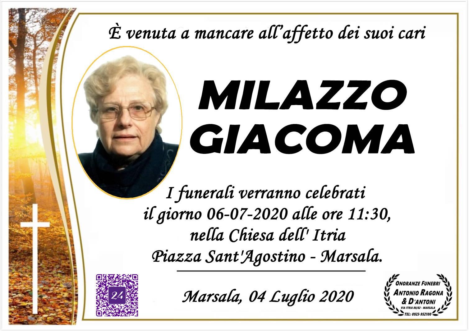 Giacoma Milazzo