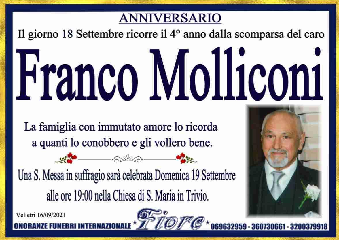 Franco Molliconi