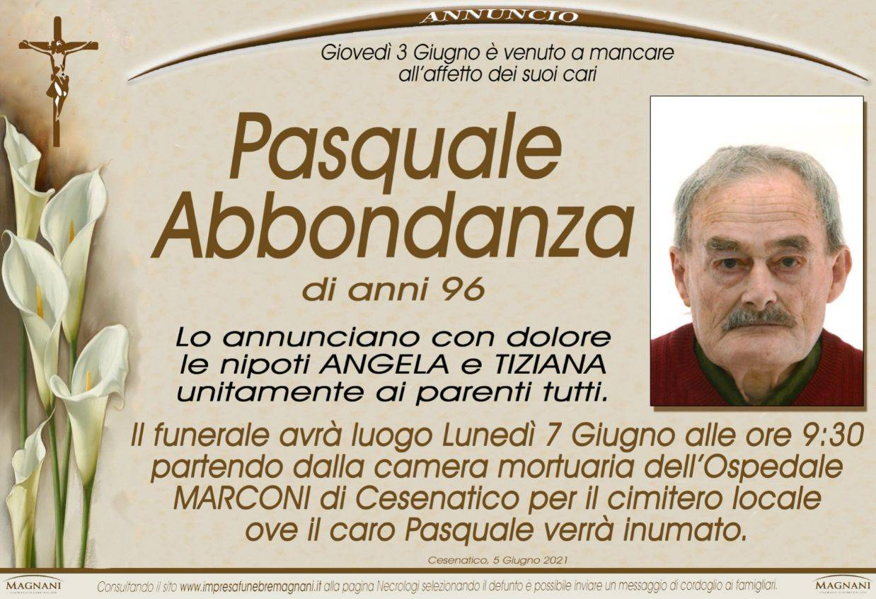 Pasquale Abbondanza