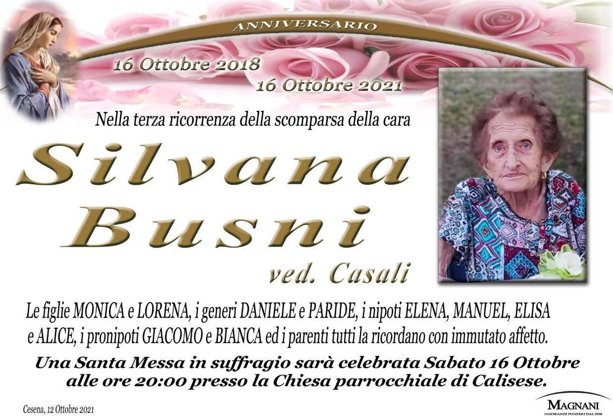 Silvana Busni
